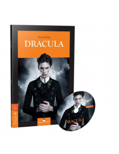 Dracula (Stage 4 B1) with Audio CD - MK Publications
