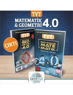 More about Tammat Yayıncılık  TYT Matematik 4.0 ve TYT Geometri 4.0 Soru Bankası