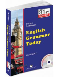 English Grammar Today (Türkçe Açıklamalı) - MK Publications