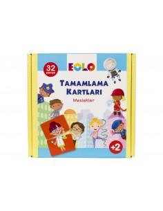 Eolo Tamamlama Kartları - Meslekler - 20005