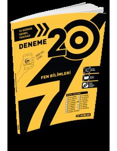 Hız Yayınları 7. Sınıf 20'li Türkçe Deneme - 2019