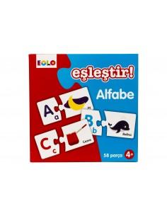 Eolo Eşleştir! - Alfabe - 40004