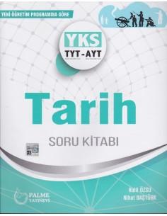 Palme Yayınları TYT - AYT Tarih Soru Kitabı