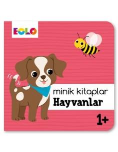 Eolo - Minik Kitaplar - Hayvanlar - K10006