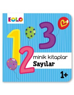 Eolo - Minik Kitaplar - Sayılar - K10007