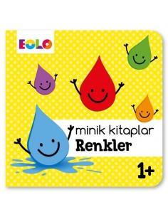 Eolo - Minik Kitaplar - Renkler - K10008