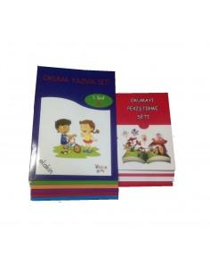 Yuka Kids 1.Sınıf Okuma-Yazma Seti