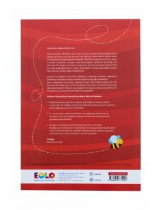 Eolo - 3+ Yaş Zihinsel Gelişim Etkinlikleri - Seviye 2 - K30004