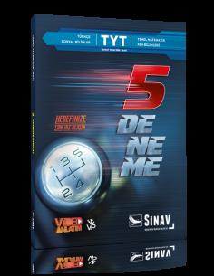 More about Sınav Yayınları TYT 5 Deneme