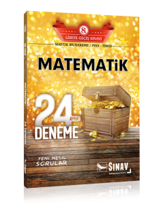 More about Sınav Yayınları 8. Sınıf LGS Matematik 24 Ayar Fasikül Deneme