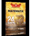 Sınav Yayınları 8. Sınıf LGS Matematik 24 Ayar Fasikül Deneme