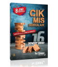 Sınav Yayınları 8. Sınıf LGS Tüm Dersler Çıkmış Sorularla 16 Deneme Sınavı