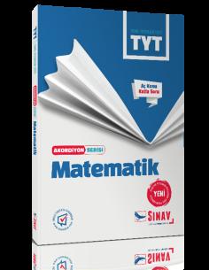 More about Sınav Yayınları TYT Matematik Akordiyon Kitap