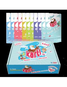Sınav Yayınları 3. Sınıf Karti Seti