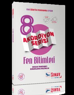 More about Sınav Yayınları 8. Sınıf Fen Bilimleri Akordiyon Kitap