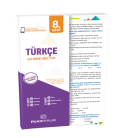 Puan Yayınları 8. Sınıf Türkçe Akıllı Test