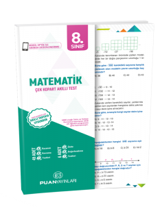 More about Puan Yayınları 8. Sınıf Matematik Akıllı Test