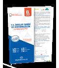 Puan Yayınları 8. Sınıf T.C. İnkılap Tarihi ve Atatürkçülük Akıllı Test
