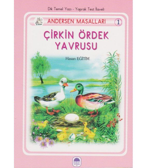 Mor Şemsiye Andersen Masalları Hikaye Seti (10 Kitap)