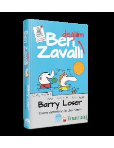 Barry Loser: Ben Zavallı Değilim - Martı Genç Yayınları