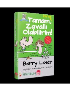 Barry Loser: Tamam, Biraz Zavallı Olabilirim - Martı Genç Yayınları