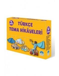 More about Türkçe Tema Hikayeleri Seti (4. Sınıf 10 Kitap)  - Martı Yayınları