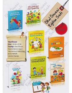 Tanışır Yayınları Okul Öncesi Eğitim Seti