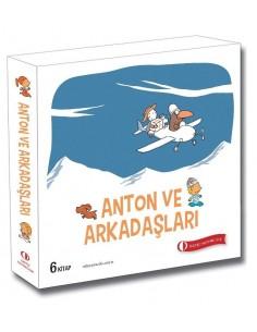 ODTÜ Yayınları Anton ve Arkadaşları (6 kitap set)