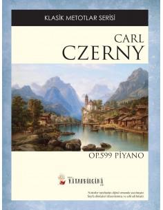 Klasik Metotlar Serisi Carl Czerny OP.599 - Porte Müzik Yayınları