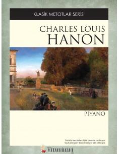 Klasik Metotlar Serisi Charles Louis Hanon - Porte Müzik Yayınları