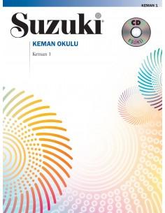 Suzuki Keman Okulu 1. Bölüm Porte Müzik Yayınları