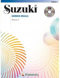 Suzuki Keman Okulu 2. Bölüm Porte Müzik Yayınları