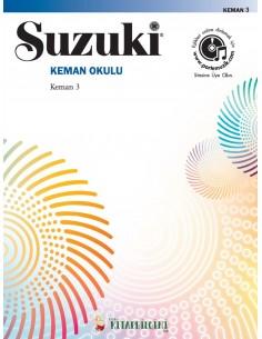 Suzuki Keman Okulu 3. Bölüm Porte Müzik Yayınları
