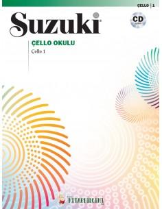 Suzuki Çello Okulu Porte Müzik Yayınları
