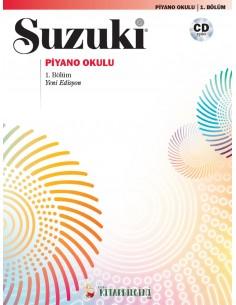 Suzuki Piyano Okulu 1. Bölüm - Porte Müzik Yayınları