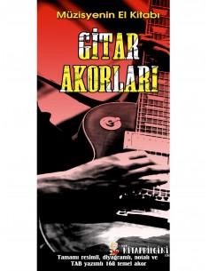 Müzisyenin El Kitabı: Gitar Akorları - Porte Müzik Yayınları