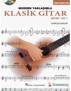 Modern Yaklaşımlarla Klasik Gitar - Porte Müzik Yayınları