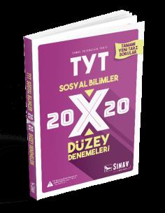 More about Sınav Yayınları TYT Sosyal Bilimler 20x20 Düzey Denemeleri