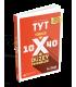 Sınav Yayınları TYT Türkçe 10x40 Düzey Denemeleri