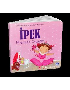 İpek Prenses Oluyor - Martı Yayınları