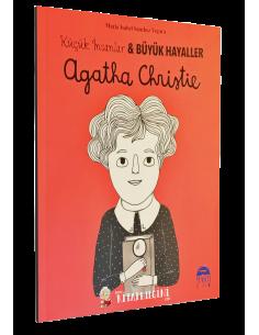 Küçük İnsanlar ve Büyük Hayaller: Agatha Christie  - Martı Yayınları