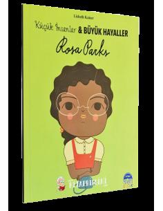 Küçük İnsanlar ve Büyük Hayaller: Rosa Parks - Martı Yayınları