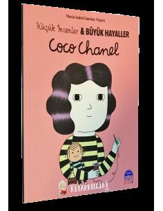 Küçük İnsanlar ve Büyük Hayaller: Coco Chanel - Martı Yayınları