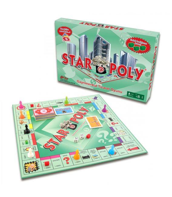 Star Poly Emlak Oyunu