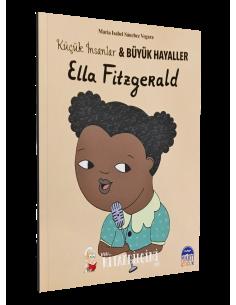 Küçük İnsanlar ve Büyük Hayaller: Ella Fitzgerald - Martı Yayınları