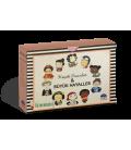 Küçük İnsanlar Büyük Hayaller Set (10 Kitap) - Martı Yayınları