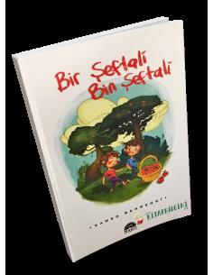 Bir Şeftali Bin Şeftali - Martı Yayınları