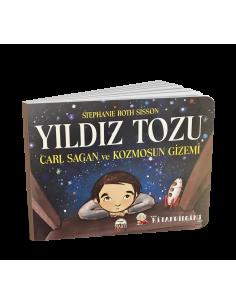 Yıldız Tozu: Carl Sagan ve Kozmosun Gizemi - Martı Yayınları