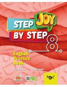 Step By Step Joy 8.Sınıf English Practice Book