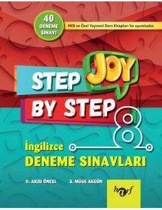 Step By Step Joy 8.Sınıf English Workbook